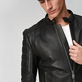 Erkek Deri Ceket