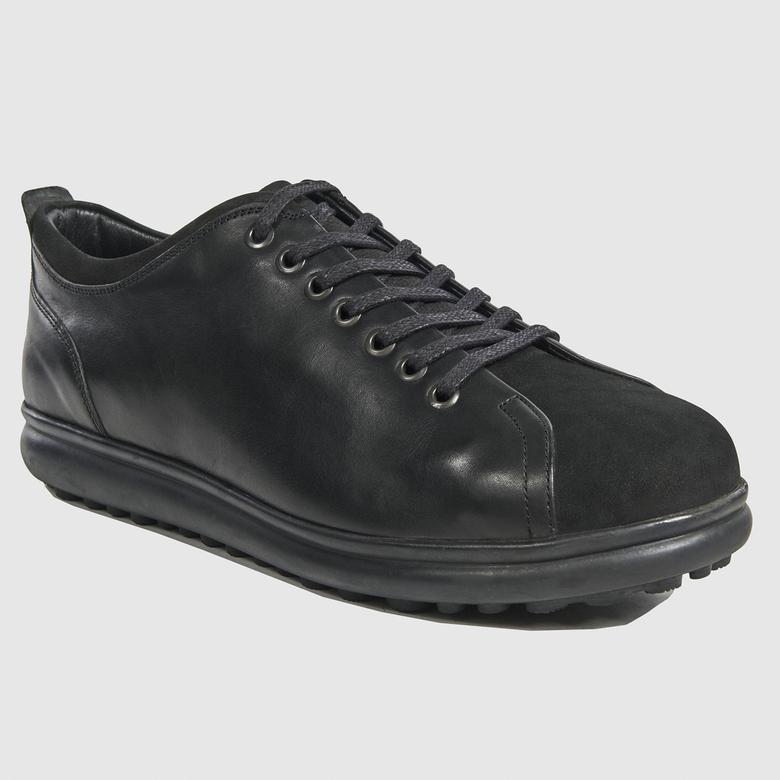 Osric Erkek Deri Spor Ayakkabı