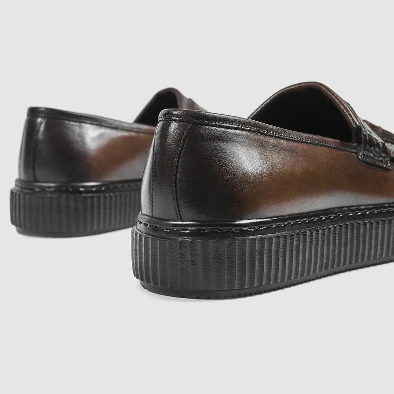 Winston Erkek Deri Günlük Ayakkabı