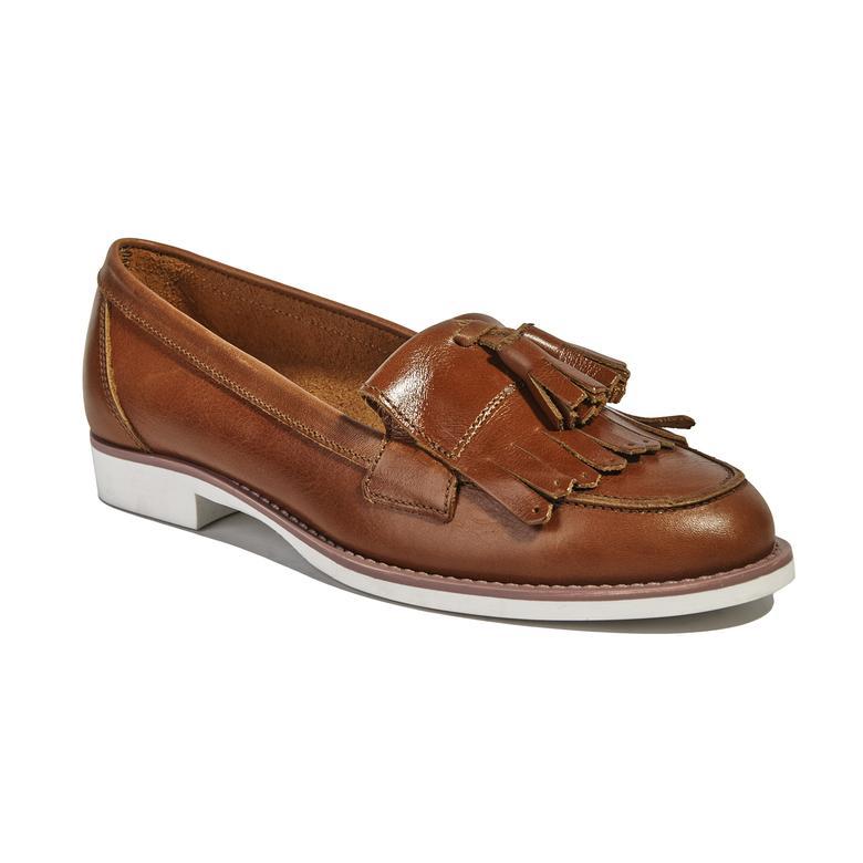 Poma Kadın Deri Günlük Ayakkabı