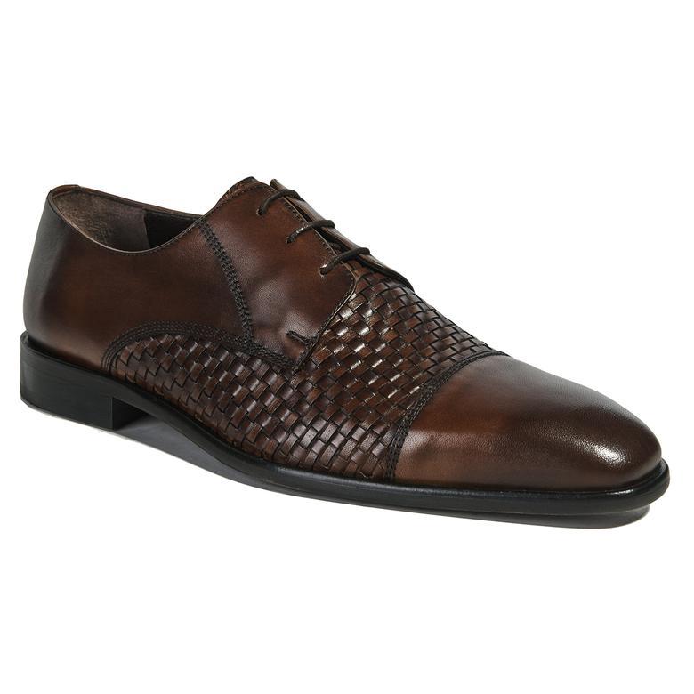 Harvey Erkek Deri Klasik Ayakkabı 2010040823002