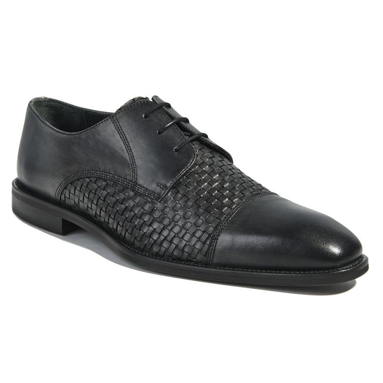 Harvey Erkek Deri Klasik Ayakkabı 2010040823008