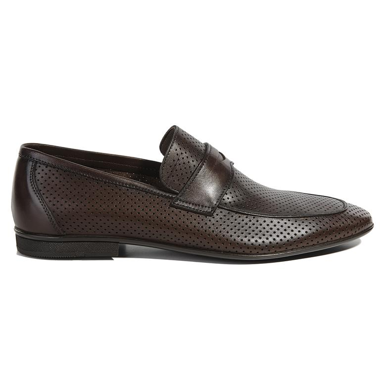 Stark Deri Erkek Günlük Ayakkabı 2010040865006