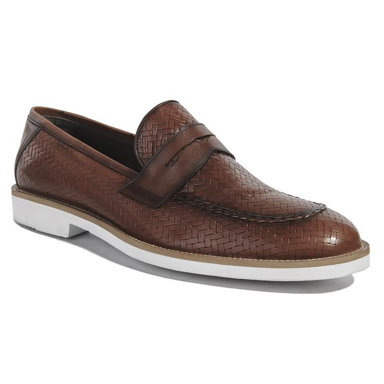 Floyd Erkek Deri Günlük Ayakkabı 2010040868001