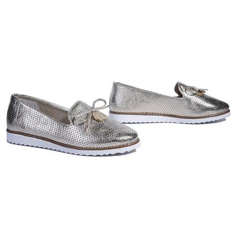 Marga Kadın Deri Günlük Ayakkabı 2010040875011