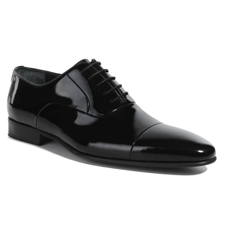 Riga Rugan Erkek Deri Klasik Ayakkabı