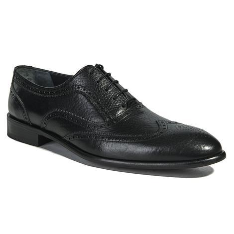 Barton Deri Erkek Klasik Ayakkabı 2010040885005
