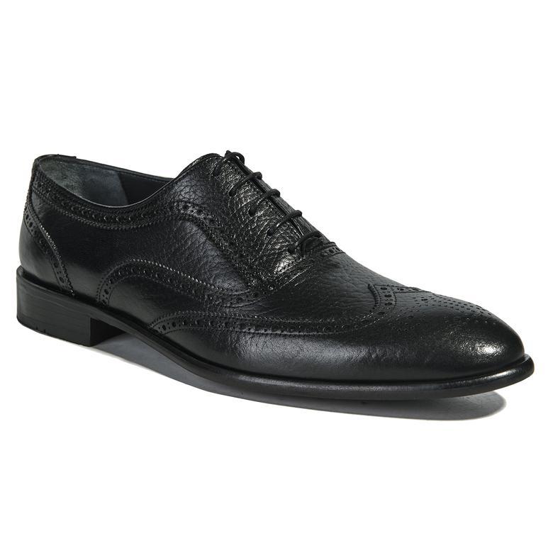 Barton Deri Erkek Klasik Ayakkabı 2010040885001