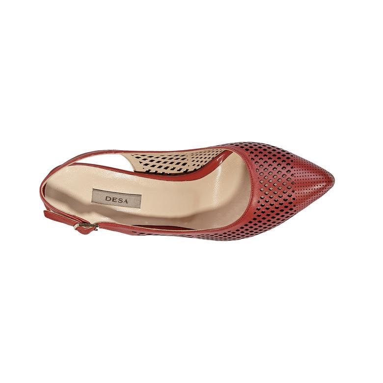Vanilli Kadın Deri Klasik Ayakkabı