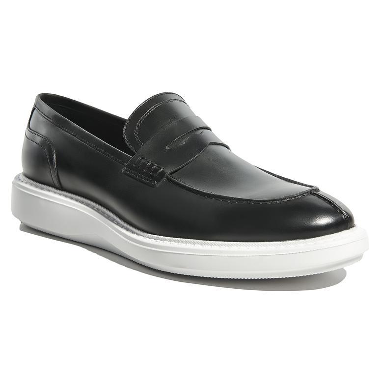 Bernard Erkek Deri Günlük Ayakkabı 2010040942001