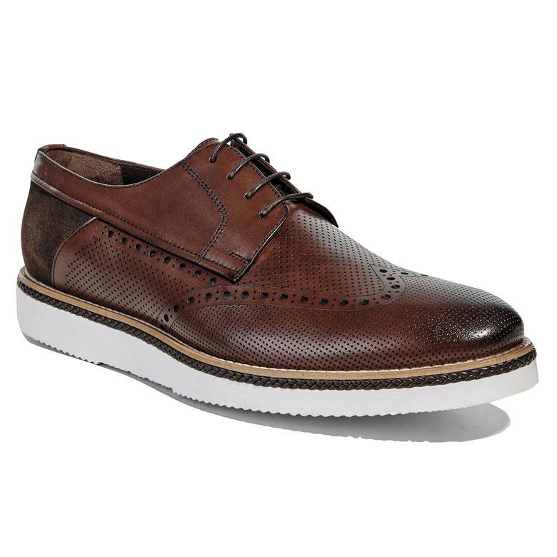 York Erkek Deri Günlük Ayakkabı