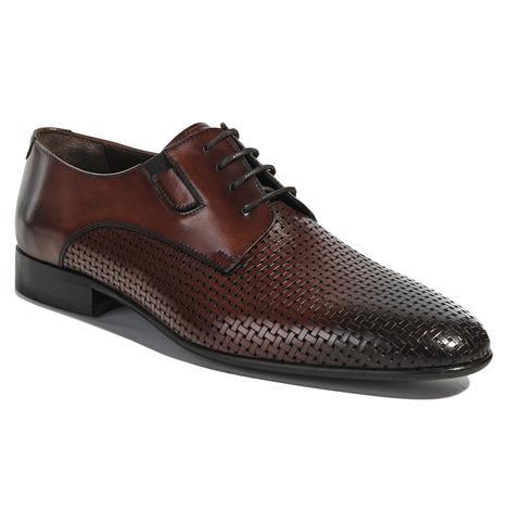 Leron Erkek Deri Klasik Ayakkabı 2010041023011