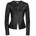 Delonix Kadın Deri Ceket