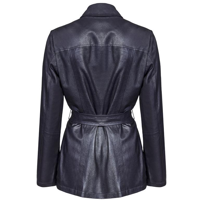 Kadın Süet Ceket
