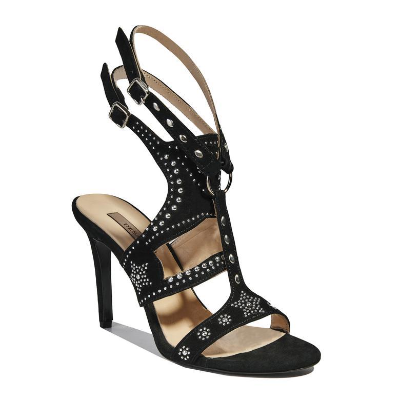 Jilian Kadın Deri Topuklu Ayakkabı 2010041079003