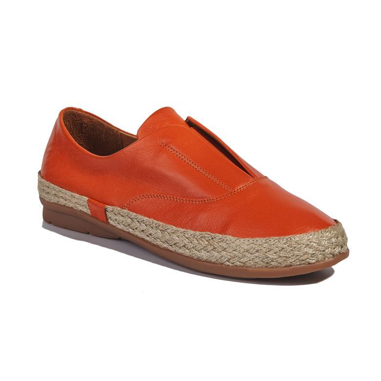 Kadın Deri Günlük Ayakkabı 2010041191012
