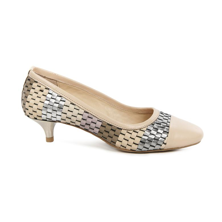 Kadın Deri Klasik Ayakkabı