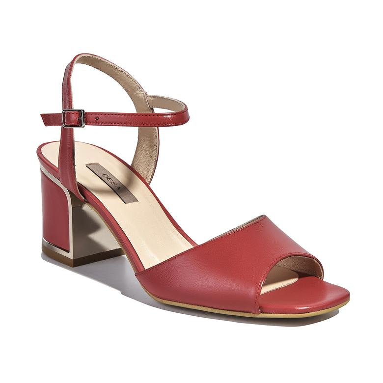 Kadın Deri Sandalet 2010041411001