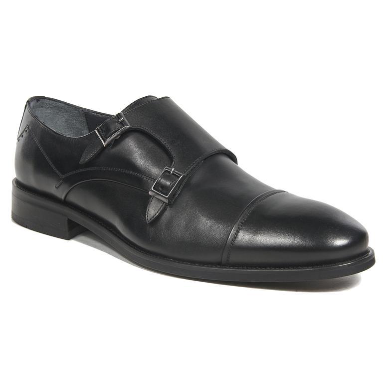 Troy Erkek Deri Klasik Ayakkabı