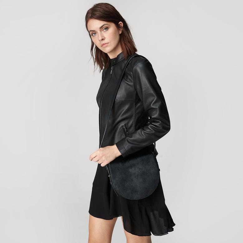 Aida Kadın Deri Ceket