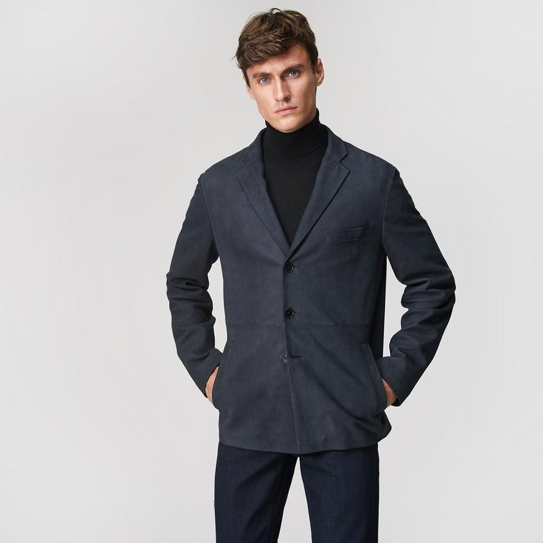 Acilio Erkek Deri Ceket