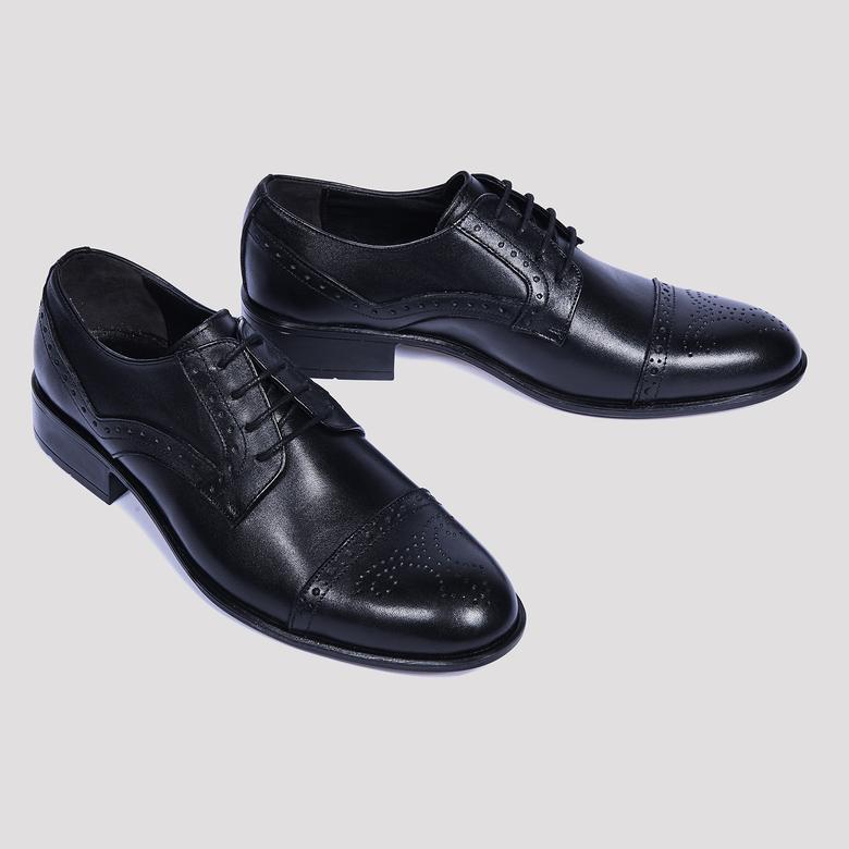 Broncho Erkek Deri Klasik Ayakkabı