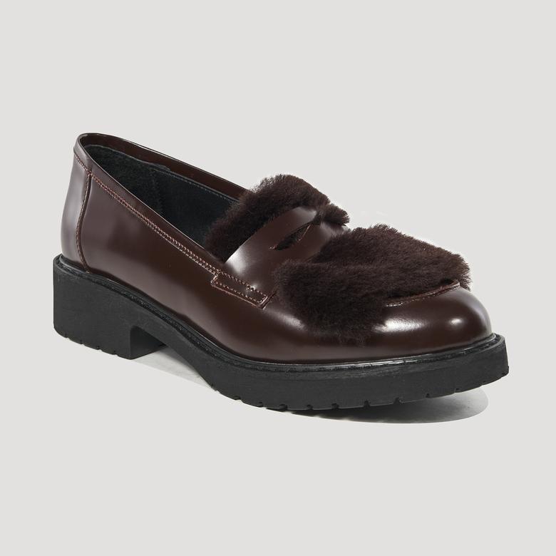 Nunda Kadın Deri Günlük Ayakkabı
