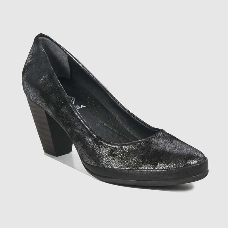 Nancy Kadın Deri Klasik Ayakkabı