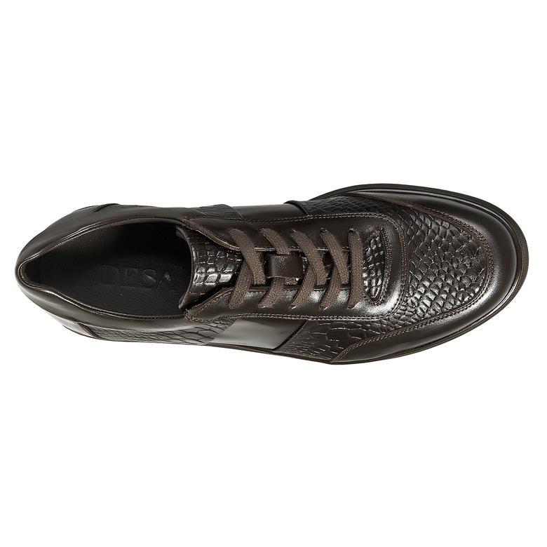 Greg Erkek Spor Deri Ayakkabı 2010039901007