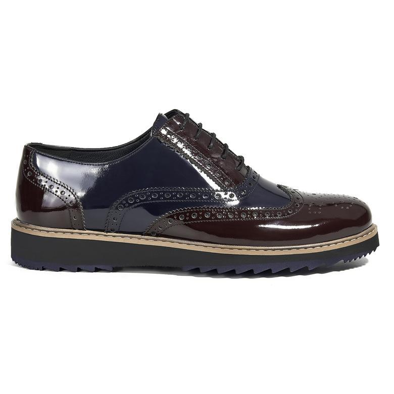 Kiko Erkek Deri Günlük Rugan Ayakkabı