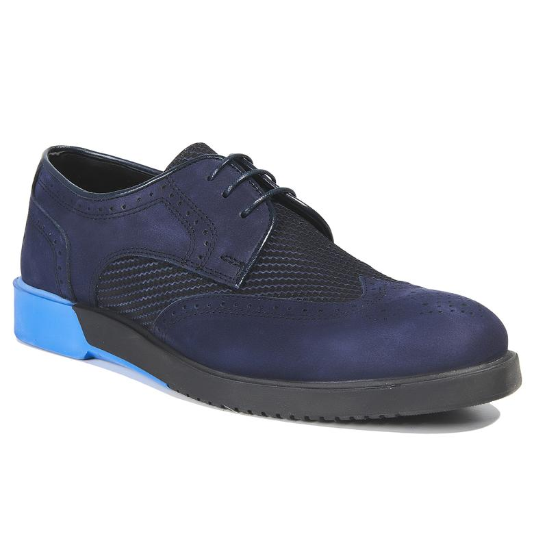 Nubuk Erkek Deri Günlük Ayakkabı