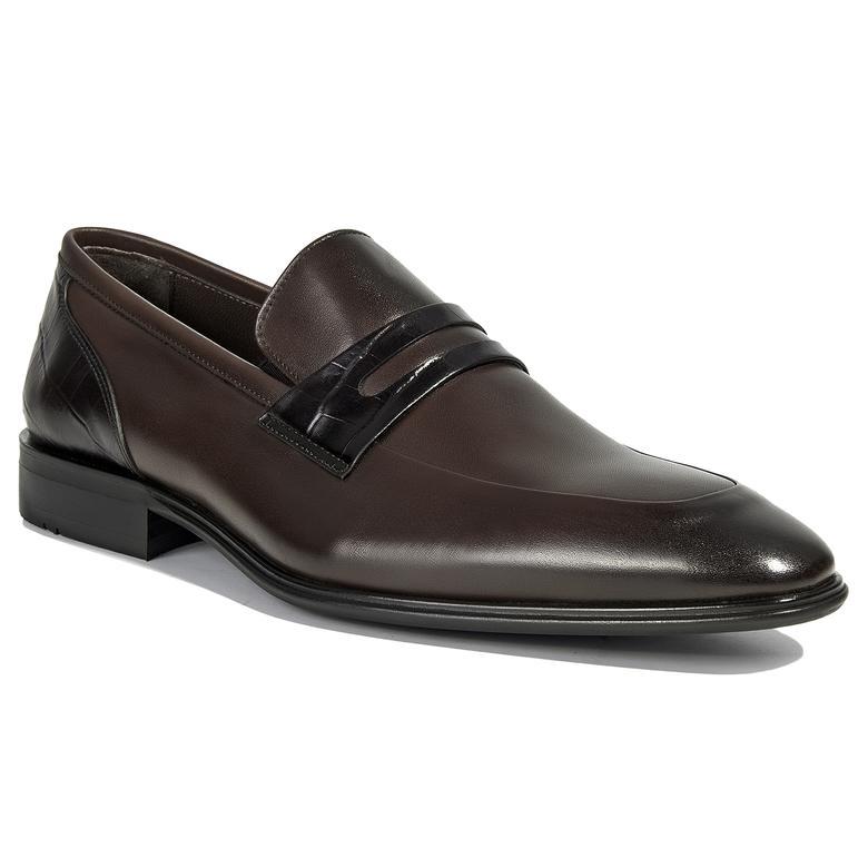 Marco Erkek Klasik Deri Ayakkabı 2010039989007