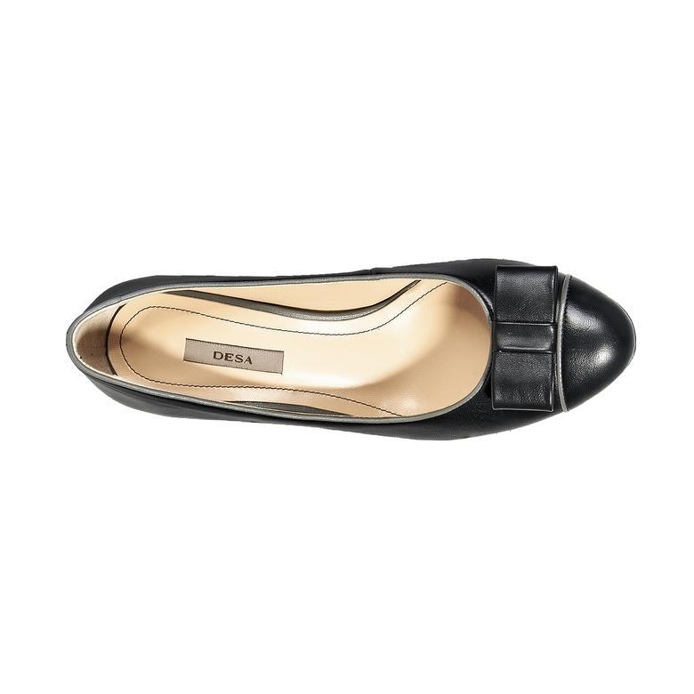 Kadın Klasik Deri Ayakkabı