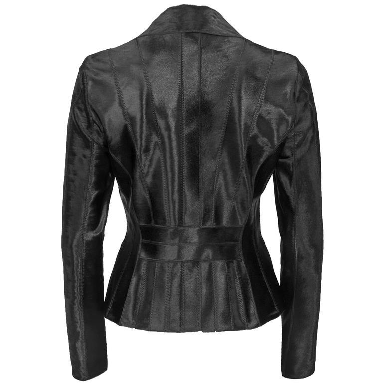 Valentine Panelli Kadın Kürk Ceket