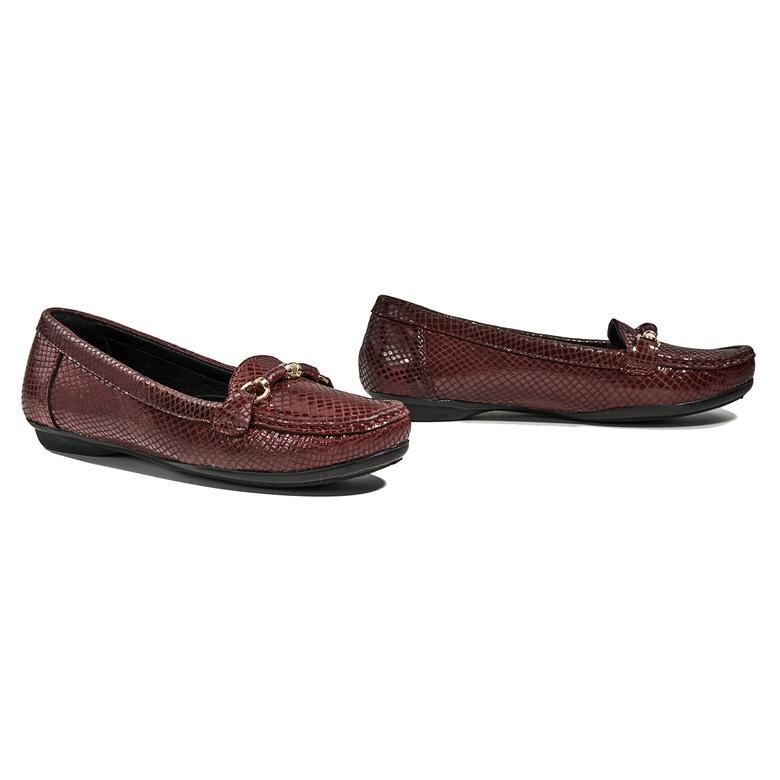 Kadın Günlük Deri Ayakkabı