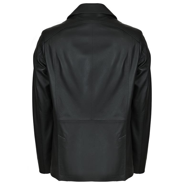 Brian Erkek Deri Ceket