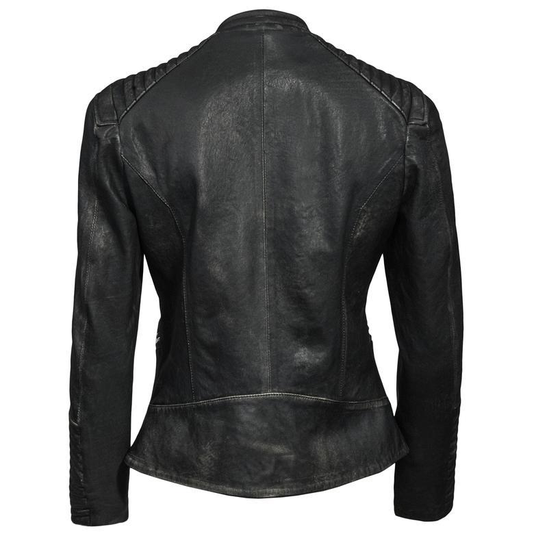Waverly Kadın Deri Ceket