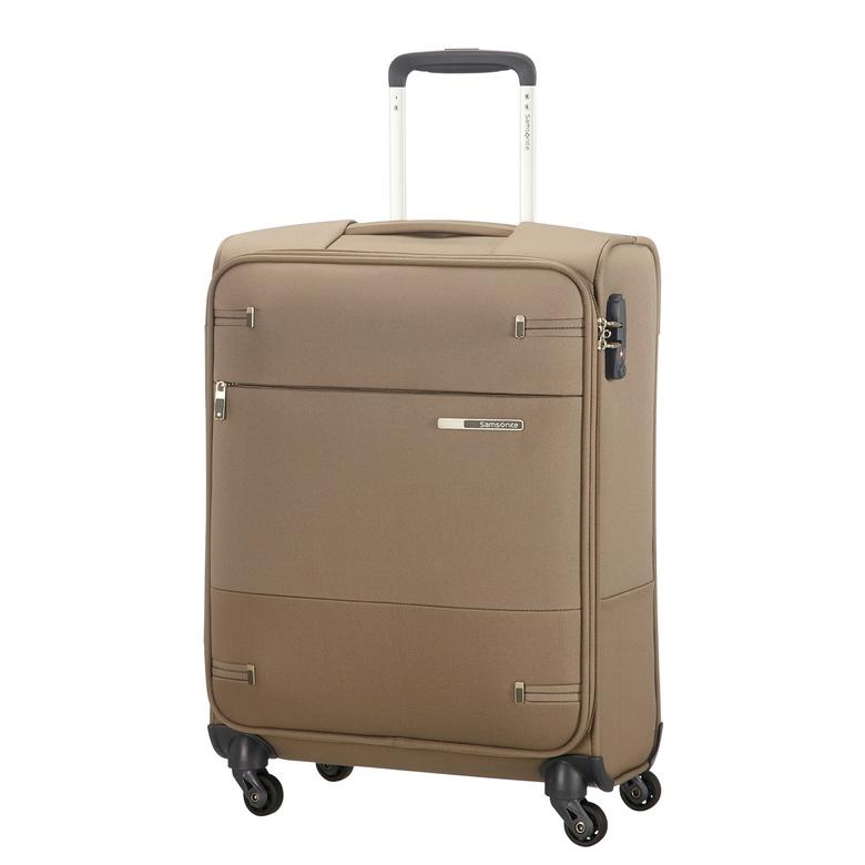 Samsonite Base Boost - 55 cm Kabin Boy Kumaş Valiz 2010041033002