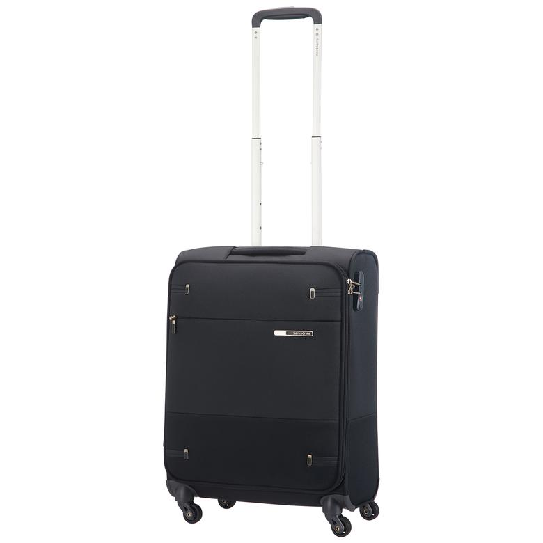 Samsonite Base Boost 55 cm Kabin Boy Kumaş Valiz 2010041033003