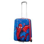 American Tourister - New Wonder - Spiderman Web 2 Tekerlekli 55 cm Valiz