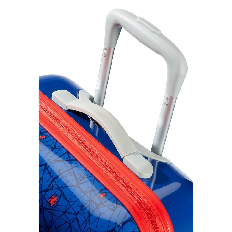 American Tourister - New Wonder - Spiderman Web 2 Tekerlekli 55 cm Valiz 2010041169001