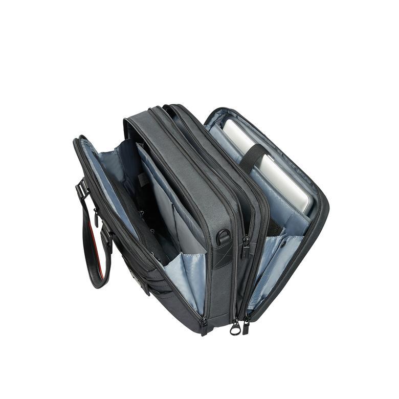 """Samsonite Zenith - 15,6"""" Körüklü Laptop Çantası"""