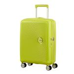 American Tourister Soundbox - 55 cm Kabin Boy Sert Valiz 2010041750003