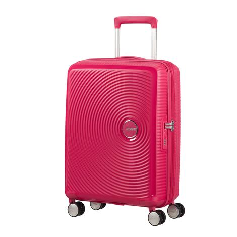 American Tourister Soundbox - 55 cm Kabin Boy Sert Valiz 2010041750004