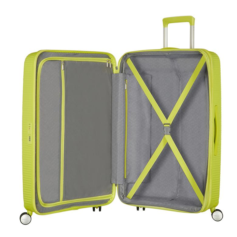 American Tourister Soundbox - 67 cm Orta Boy Sert Valiz 2010041751002