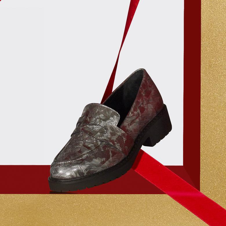 Parma Kadın Deri Günlük Ayakkabı