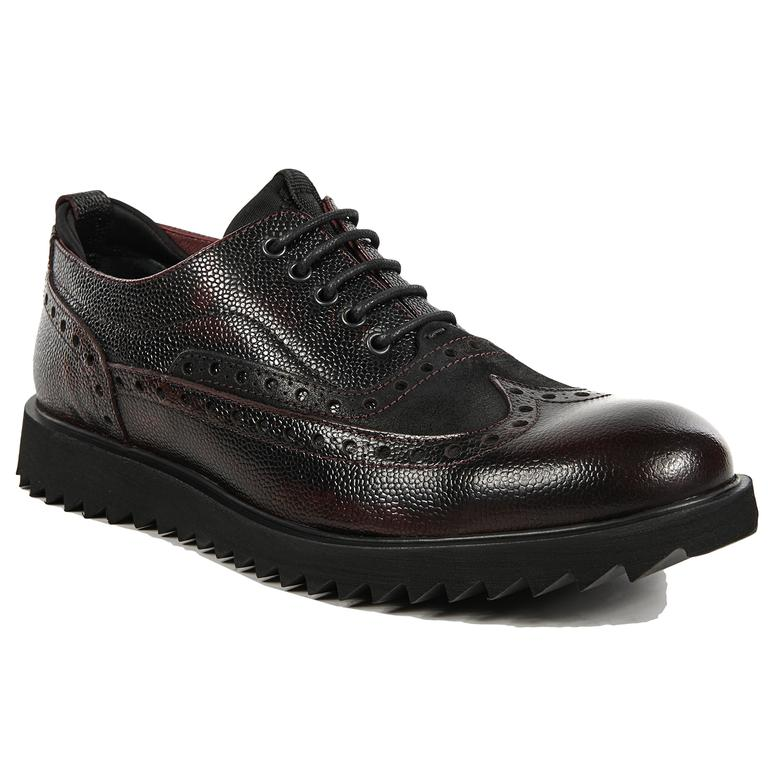 Moran Erkek Deri  Günlük Ayakkabı