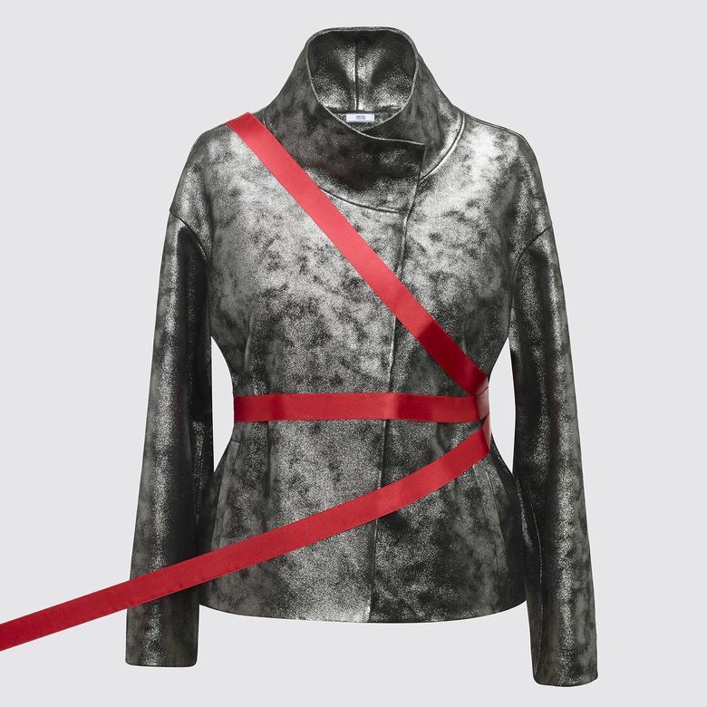 Clarinda Kadın Deri Ceket