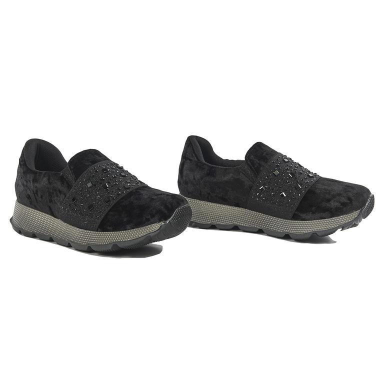 Conte Kadın Deri Spor Ayakkabı