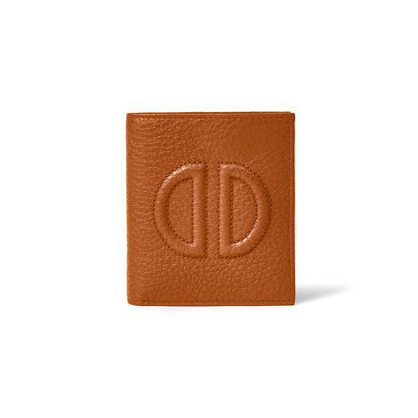 D Logolu Kadın Deri Cüzdan 1010022018003